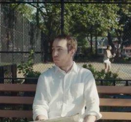 Radiohead video shot at Cooper Park